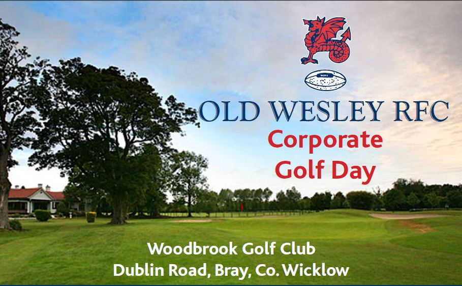 find out more about Corporate Golf Day