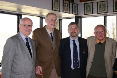 find out more about OLD WESLEY PAST PRESIDENTS & CAPTAINS LUNCH