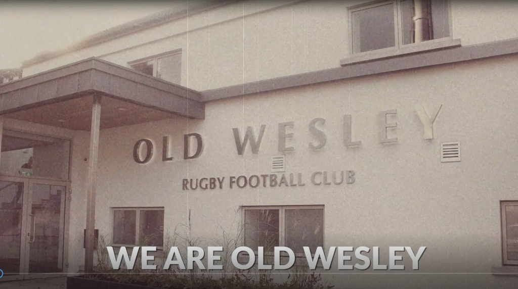 We Are Old Wesley