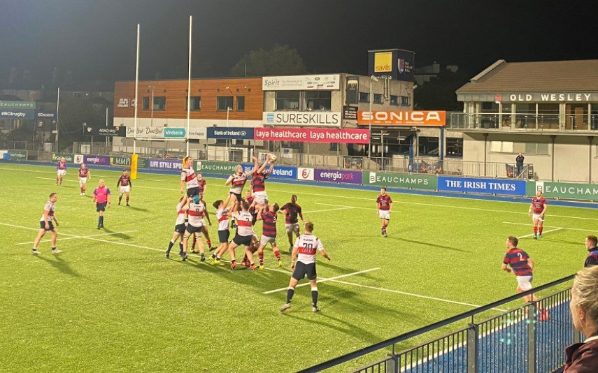 find out more about Bonus Point win for 2nds against Clontarf