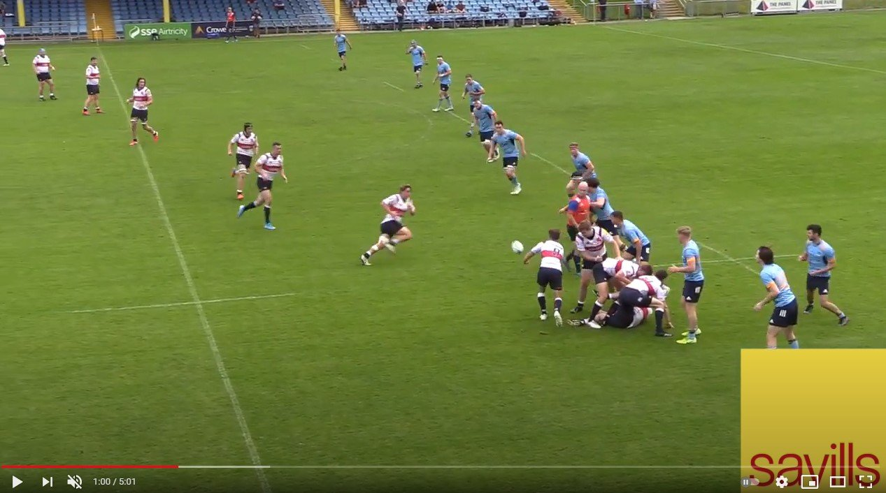 find out more about First XV Beat UCD in Belfield